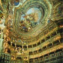 Built by Margravine Wilhelmine: Margravial Opera House - UNESCO World Heritage | © Bayreuth Marketing & Tourismus GmbH